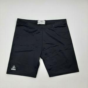 MCDAVID Black Compression Bike Shorts Size M